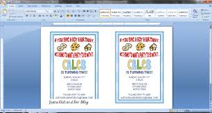 how to make your own party invitations just a girl and her blog diy party invitations by just a girl and her blog