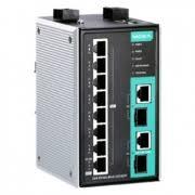 <b>Коммутатор PoE MOXA</b> EDS-P510A-8PoE-2GTXSFP-T купить в ...