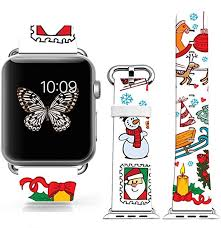 Strap Compatible for Apple Watch Series 5/4/3/2/1 ... - Amazon.com