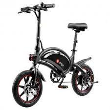 <b>DYU D3F</b> with pedal folding <b>Electric</b> Bike -