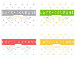 Make your own Love Coupon Notepad! {free download} - Kiki & Company Make your own Love Coupon Notepad! {free download}