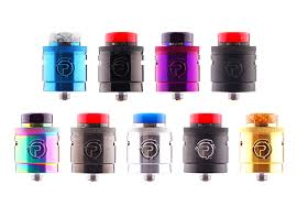 <b>Passage RDA</b>-<b>Hellvape</b> - The DIY atomizer leading brand