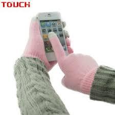 Купить <b>Перчатки Для Сенсорных</b> Экранов оптом из Китая