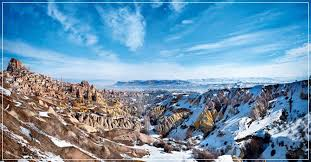 kapadokya kar yağmış ile ilgili görsel sonucu