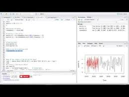 Introduction To <b>Time</b> Series In <b>R</b> - YouTube