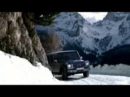 "<b>G-Class spot</b> ""Snow Flurry"" - Mercedes-Benz original - YouTube"