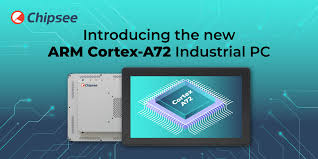 Introducing the new ARM Cortex-A72 Industrial PC - <b>15 inches</b> ...
