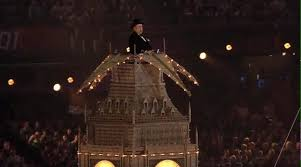 The 25 Most Absurd Moments Of The Olympic Closing Ceremonies