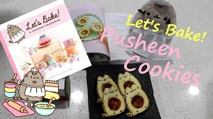 <b>Let's Bake</b>! How to make <b>Pusheen</b> Shaker Cookies - YouTube