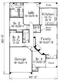images about ICF House Plans on Pinterest   House plans    Non ICF  no basement