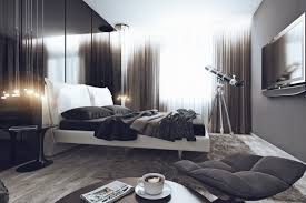 view in gallery gorgeous bedroom in cool grey hues bachelor pad ideas