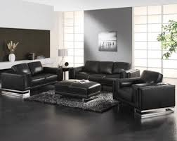 Of Living Rooms With Black Leather Furniture Living Room Design With Black Leather Sofa Awesome Living Room