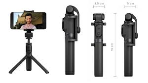 Xiaomi <b>Mi Selfie Stick Tripod</b> With Bluetooth Remote Launched in ...
