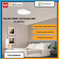 [IX] Xiaomi <b>Yeelight YLXD41YL 320mm</b> Smart LED Ceiling Light ...