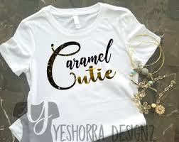 <b>Caramel</b> girl shirt | Etsy