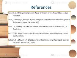 Hart      Doing a literature review pdf   From  Hart  C            Literature Review