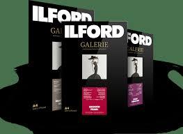 ILFORD Galerie Prestige Generic Printer Settings
