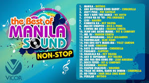 <b>Various Artists - The</b> Best of Manila Sound [Non-stop] - YouTube