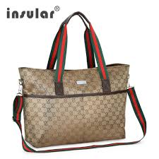 Insular New Style Mommy <b>Bag</b> for Baby Multifunctional <b>Mummy</b> ...