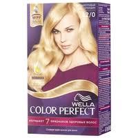 <b>Wella</b> Color Perfect <b>Стойкая крем</b>-<b>краска для</b> волос — Краска ...