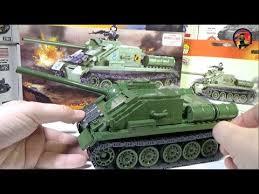СУ-85 от World of Tanks и <b>COBI</b> - Военная Академия, выпуск #24 ...
