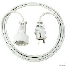 <b>Удлинитель Brennenstuhl Quality Extension</b> Cable (белый, 3 м ...