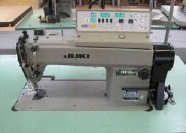 <b>JUKI</b> Sewing Machines Used / Rebuilt