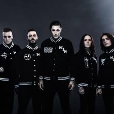 <b>Motionless In White</b> on Spotify
