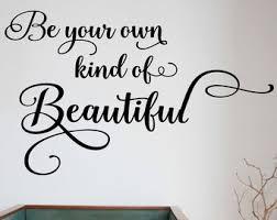 <b>Beautiful wall decal</b>   Etsy