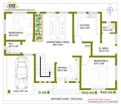 storey house design   d floor plan   Sq  Feet   Indian     storey house ground floor plan   Sq  M   Sq  Feet