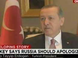Image result for Turkey's President Tayyip Erdogan, no apology
