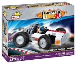 <b>Конструктор Cobi</b> Monster Trux 20060 Ретро-гонка — купить по ...