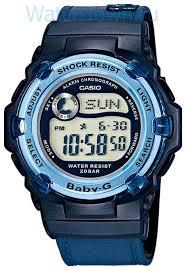 <b>BG</b>-<b>3002V</b>-<b>2A</b> – женские <b>часы Casio</b> с кварцевым механизмом и ...