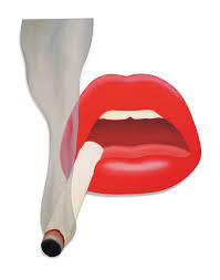tom wesselmann s pop art makes a statement vmfa press room 1967 oil on shaped canvas in two parts 9 87 x 7 1 in copy the museum of modern art new york estate of tom wesselmann licensed by vaga new york ny