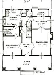 Sears Kit Houses And Hopewell   Sears Modern HomesDid anyone from Hopewell ever go into this house and compare the interior layout  If so  I hope the homeowner gave their seeing eye dog a tasty biscuit