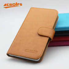 "Luxury Wallet Case For SANTIN <b>YSL</b> Y7 Case 5.5"" 6 Colors Flip Soft ..."