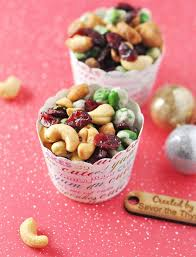 Homemade Sweet 'n Spicy Trail Mix