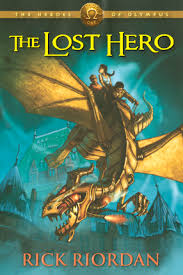 Image result for the lost hero original cover