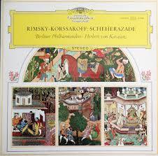 <b>Rimsky</b>-<b>Korsakoff</b>* / Berliner Philharmoniker, Herbert <b>von Karajan</b> ...