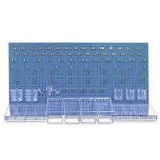 Azar Displays 24 in. H x 48 in. W <b>High Density</b> Fiberboard Pegboard ...