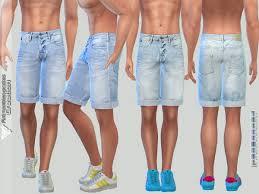 Pinkzombiecupcakes' <b>Summer Denim Shorts</b> Jamie(<b>Men</b>)