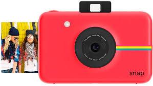 <b>Фотоаппарат</b> мгновенной печати <b>Polaroid Snap</b> POLSP01RE (<b>Red</b>)