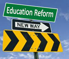 literature review standardization and education reform data education reform