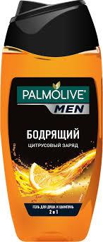Palmolive <b>Гель для душа</b> Цитрусовый <b>Заряд</b> 250мл мужской ...