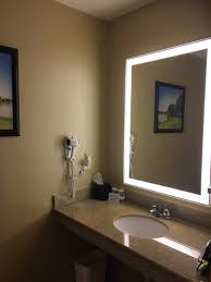 best western rockland awesome lighting and awesome mirror awesome lighting