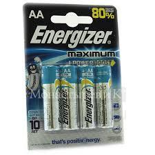 Купить <b>Батарейка</b> Энерджайзер (<b>Energizer</b>) <b>Maximum</b> LR6 ...