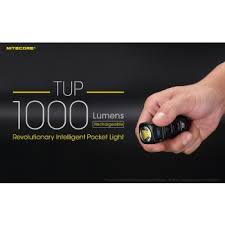 <b>Nitecore TUP</b> 1000 Lumen Pocket Light | Nitecore.co.uk