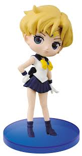 <b>Bandai Фигурка</b> Sailor Moon <b>Q Posket</b> Petit Vol.3 Sailor Uranus ...