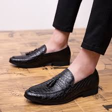 Special Price For <b>leather mens</b> loafers list and get free shipping - a816