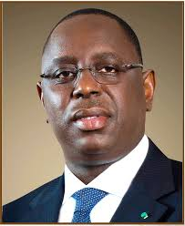 Image result for macky sall